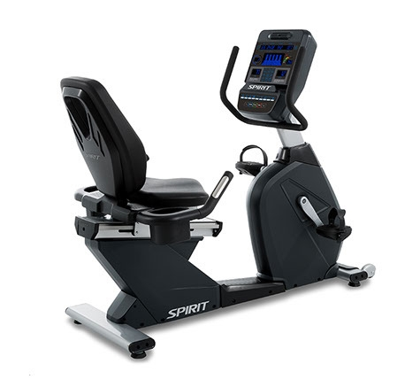 Motionscykel CR900 Recumbent Bike  LED