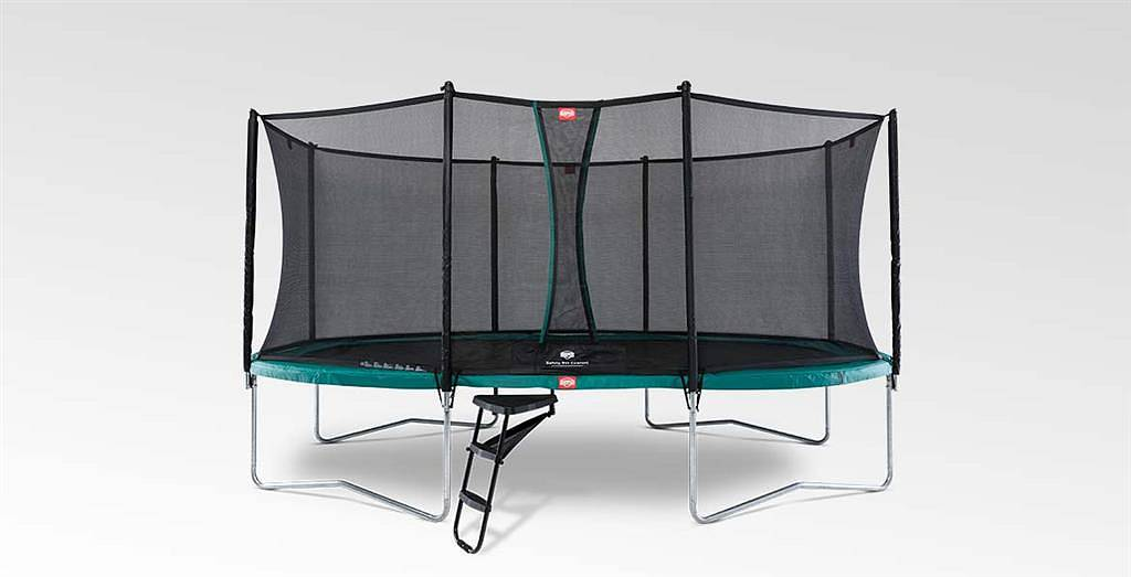 Grand Favorit Green 520 studsmatta+ Safety Net Comfort