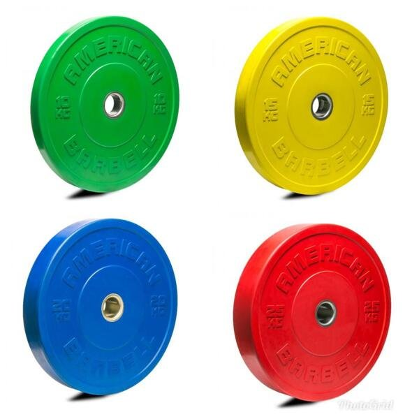 Color Sport Bumper Plate