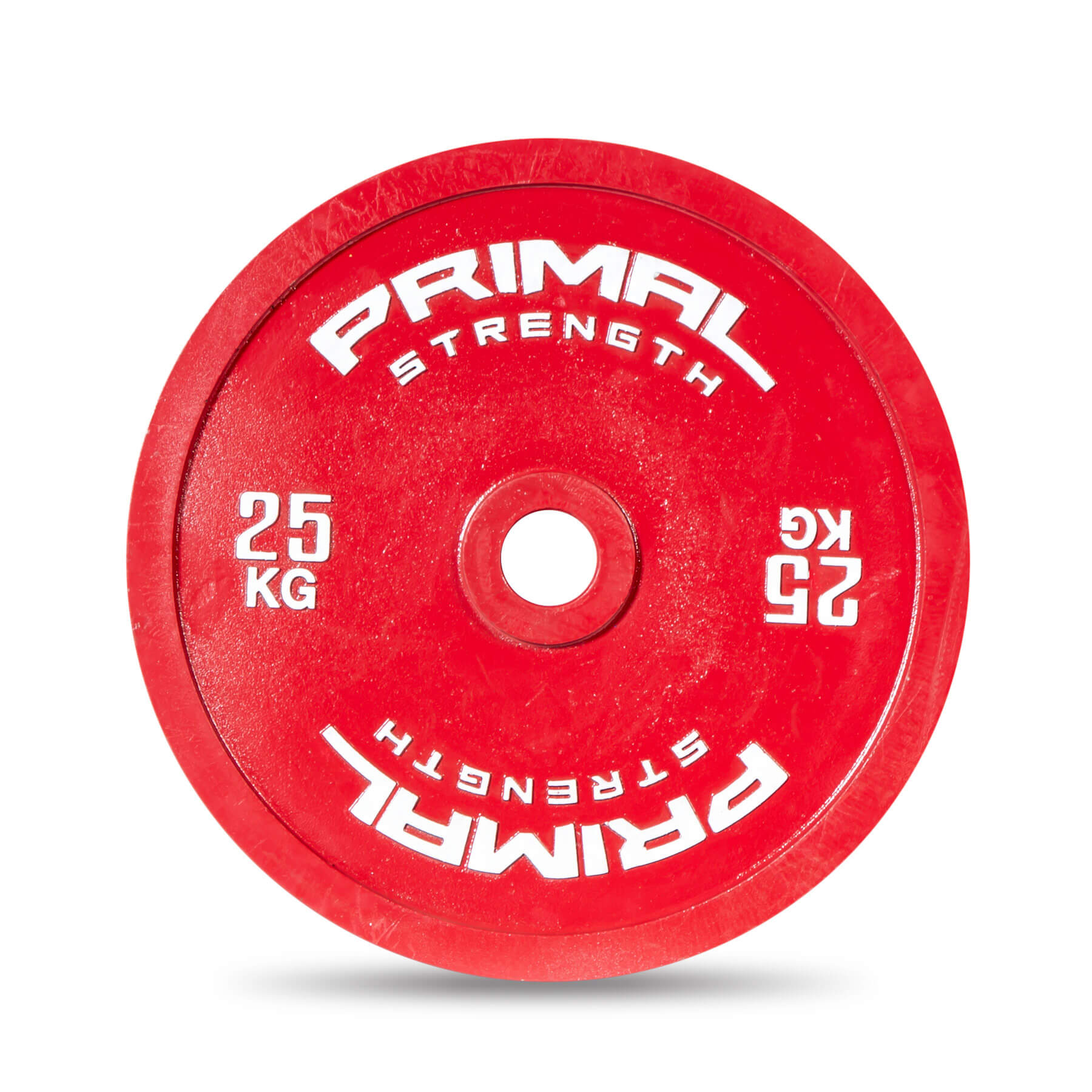 Powerlifting Steel Calibrated Disc 25kg