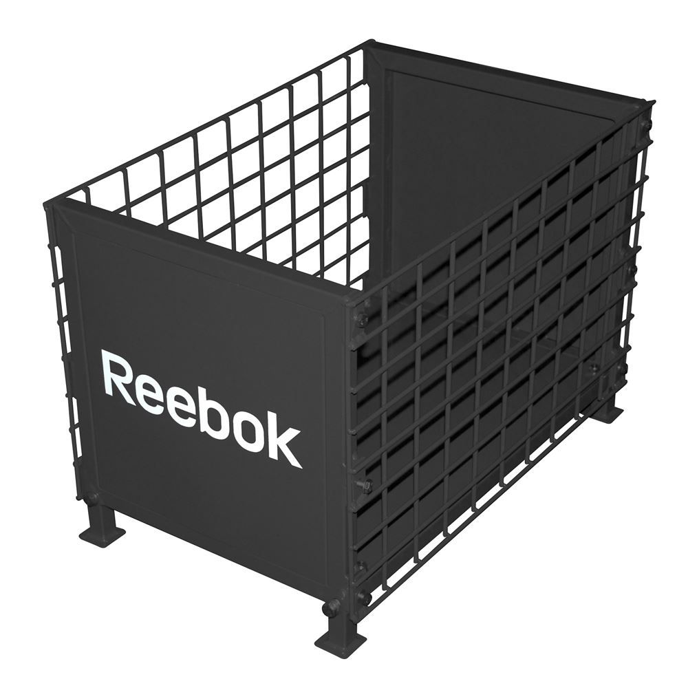 Dumbbell Rack Box Black