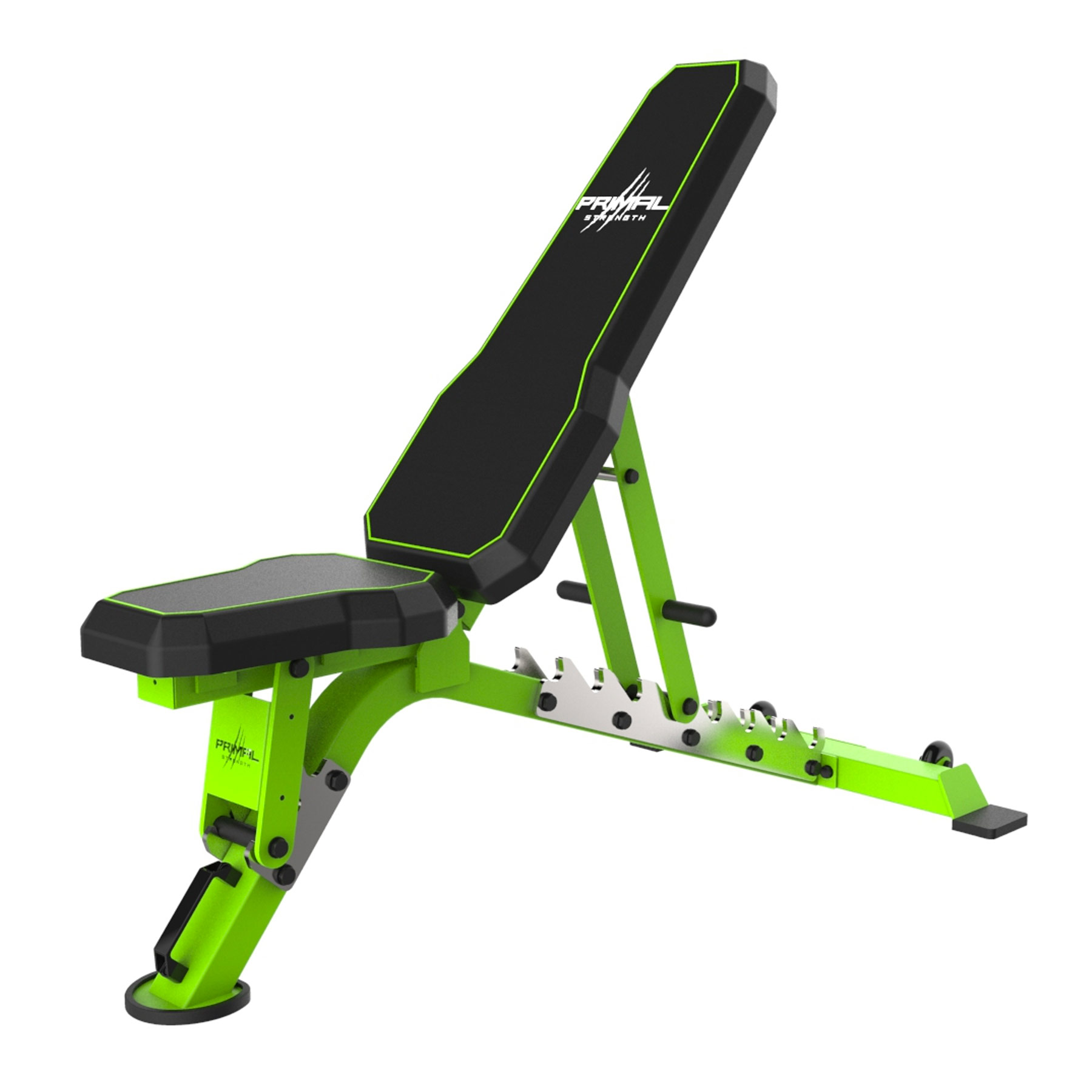 Commercial V2 FID BENCH Green