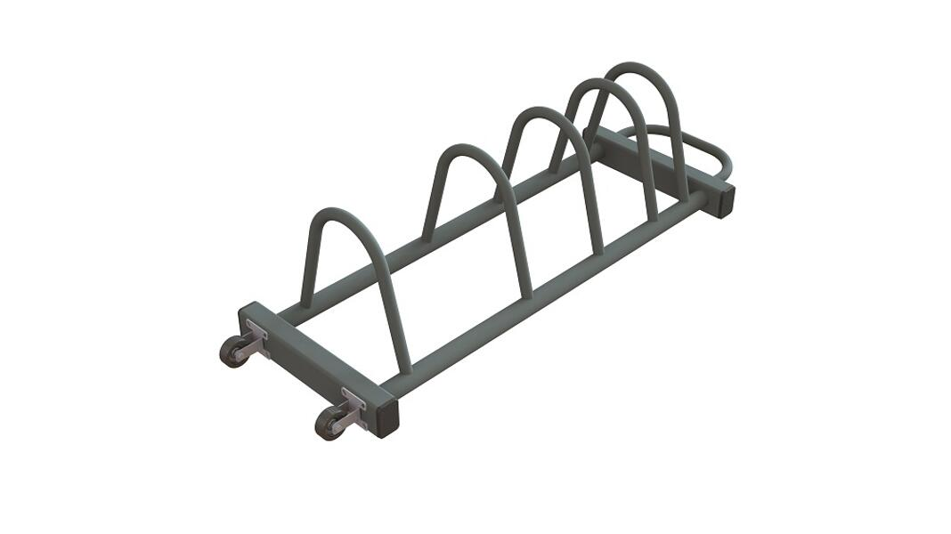 XF Bumperplate Rack Short